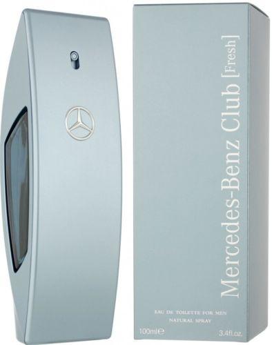 Mercedes Benz Club Fresh Eau De Toilette for Men 100 ml EdT Herren Parfüm - NEU