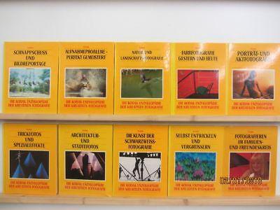 Die Kodak Enzyklopädie der kreativen Fotografie in 16 Bänden
