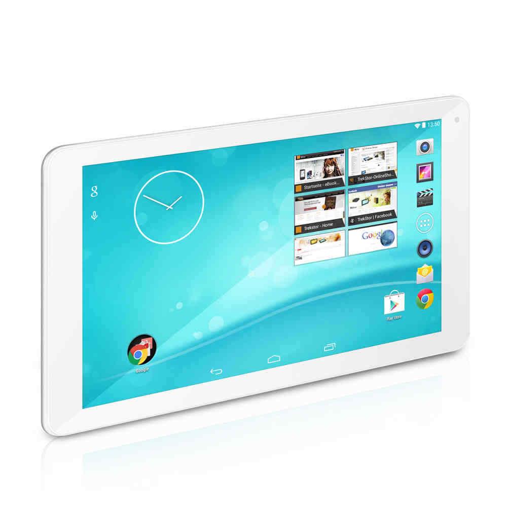 TrekStor SurfTab breeze 10.1 quad 8GB, WLAN, 25,7 cm (10,1 Zoll) - Weiß