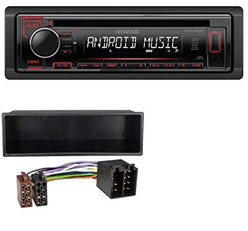 Kenwood KDC-120UR MP3 CD 1DIN AUX USB Autoradio für Mercedes A-Klasse M-Klasse Vaneo VW Passat Golf Bora