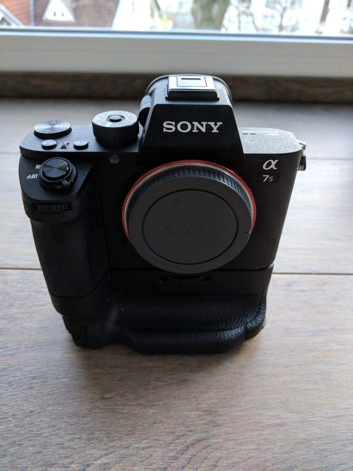 Sony Alpha a7s II Mirrorless Digital Kamera Body 7SM2 Mark 2 - 1031 AUSLÖSUNGEN