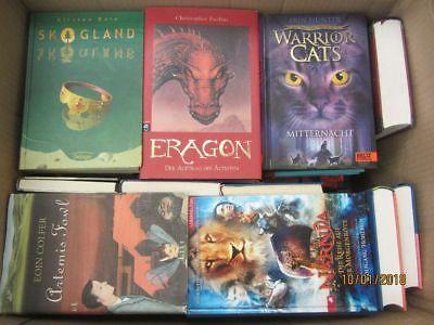 38 Bücher Jugendromane Jugendbücher junge Leser für Jungen Top Titel