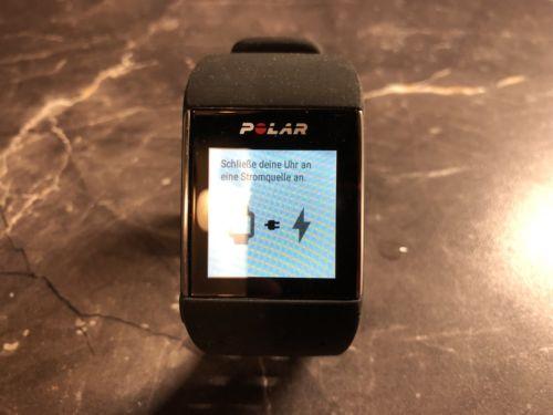 Polar M600 Fitness-/Smartwatch