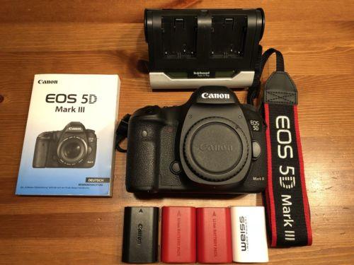 Canon EOS 5D Mark III Topp Zustand