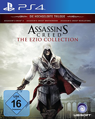 Assassin's Creed Ezio Collection - [Playstation 4]