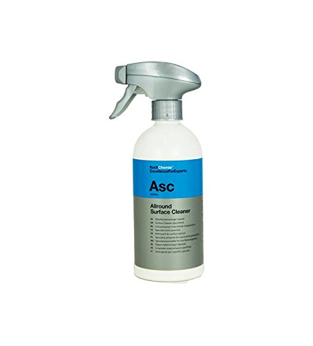 Koch Chemie Allround Surface Cleaner , Oberflächenreiniger, Spezialreiniger, KFZ, Textilien, Haushalt