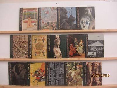Das Zeitalter der Menschheit 21 Bücher Bildbände Kunst Kultur Weltgeschichte