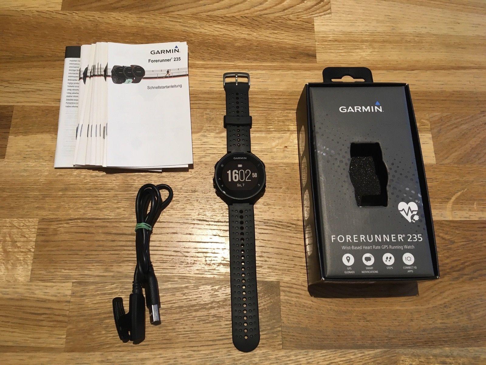 Garmin Forerunner 235 GPS-Runninguhr