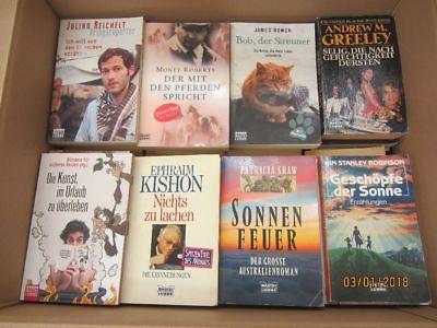 87 Bücher Taschenbücher Bastei Lübbe Verlag