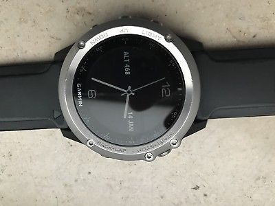 Garmin FENIX 3 HRM-RUN -Bundle