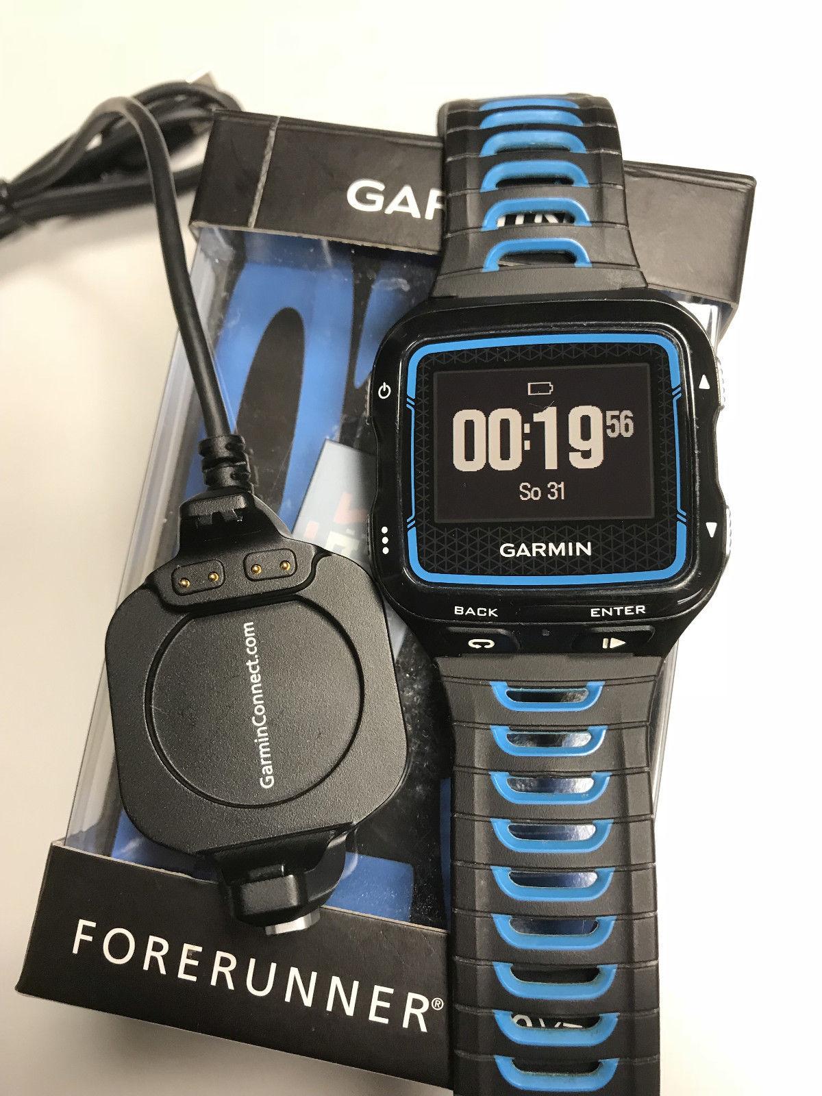 GArmin Forerunner 920XT . . . Display kratzfrei . . . Rechnung mit Restgarantie