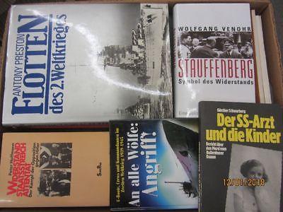 31 Bücher Bildbände Dokumentation 2. WK 3. Reich NSDAP Nationalsozialismus