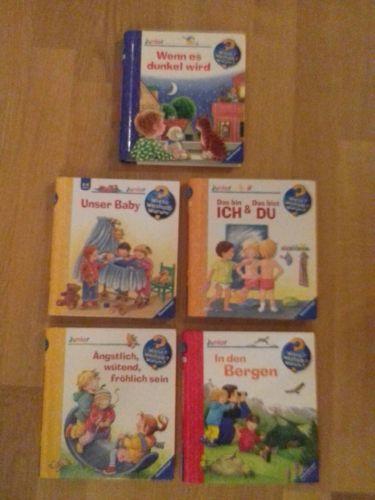 wieso weshalb warum junior Bücher von Ravensburger