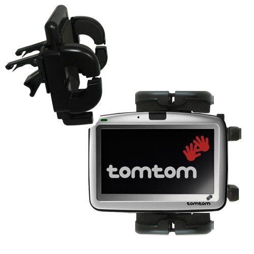 TomTom Go Cradle-Lüftungshalterung Einzigartige Autohalterung mit Lüftungsklemmen mit Garantie auf Lebensdauer