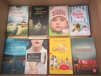 62 Bücher Romane Top Titel Bestseller Paket 1