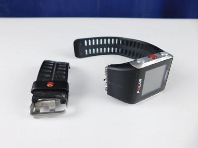 Polar V800 HR schwarz/grau Trainingsuhr Aktivitätentracker Fitnessuhr