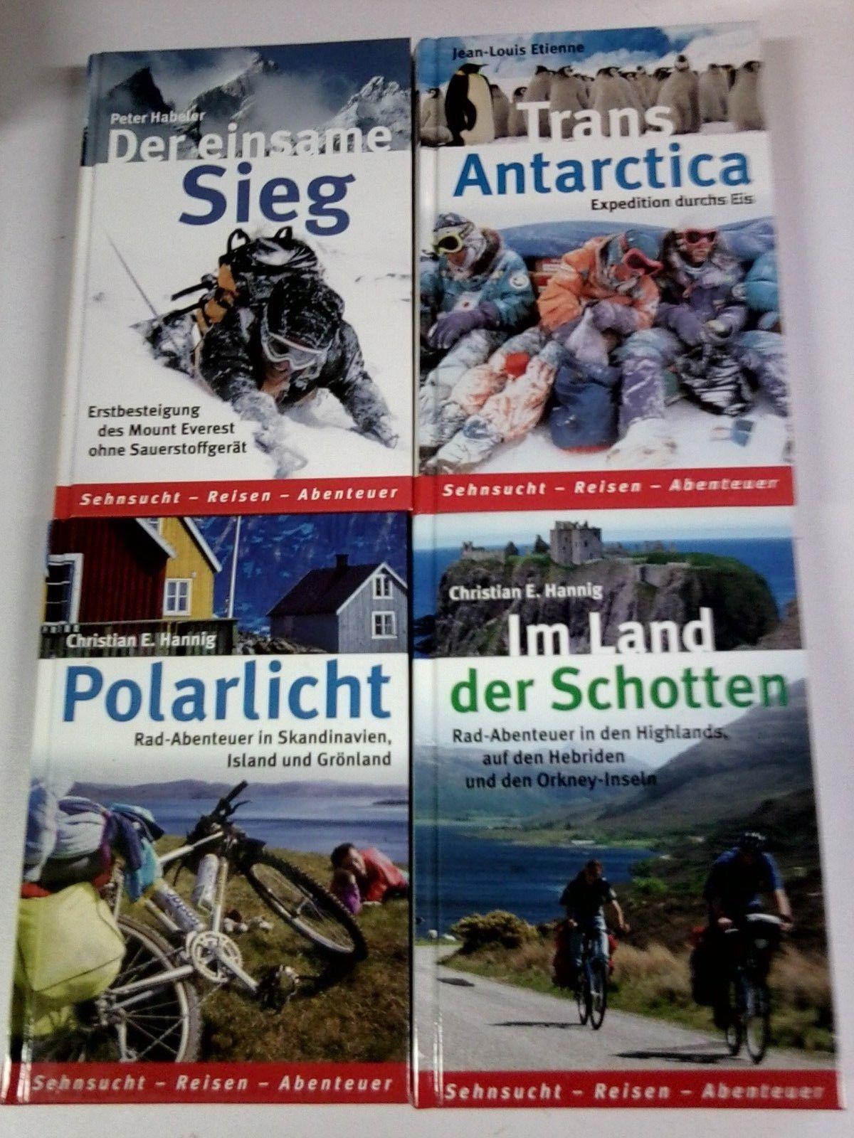 """Paket mit WELTBILD-SAMMLER-EDITION """" Sehnsucht-Reisen-Abenteuer"""" // 25 Stück"""