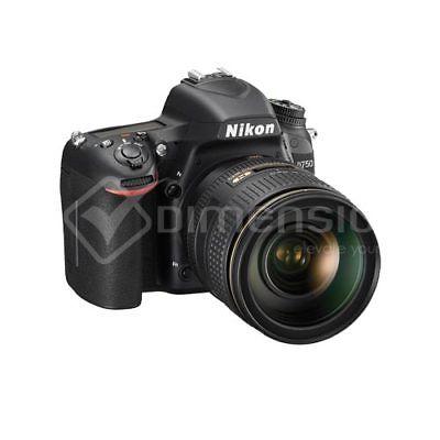 Nikon D750 Digital SLR Camera 24-120mm Lens Kit (Multi) Beste