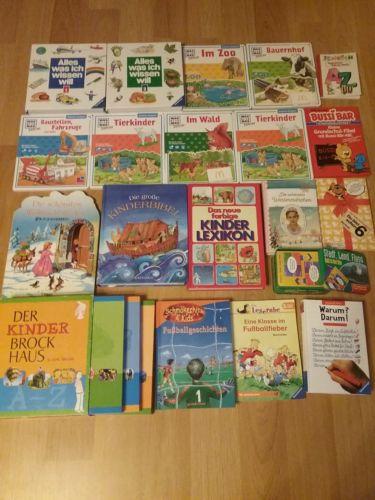 Bücherpaket Kinderbücher 20 Stück
