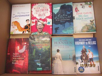 62 Bücher Romane Top Titel Bestseller Paket 2