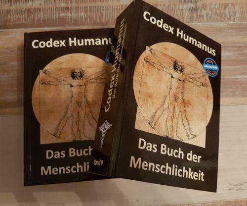 Codex Humanus Band 1+2 Das Buch der Menschlichkeit