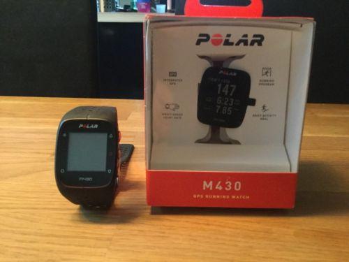 Polar M430, Laufuhr, GPS, Pulsfrequenzmessung am Handgelenk