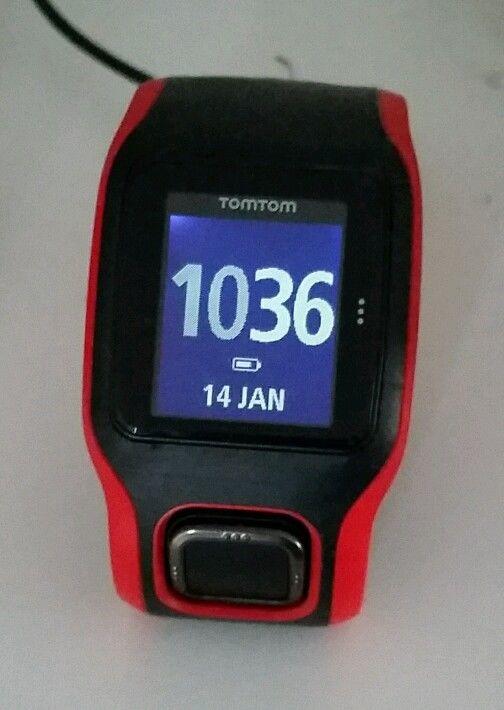 TomTom Multi-Sport Cardio Fitnessuhr GPS Uhr