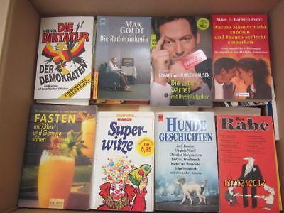 129 Bücher Taschenbücher verschiedene Verlage