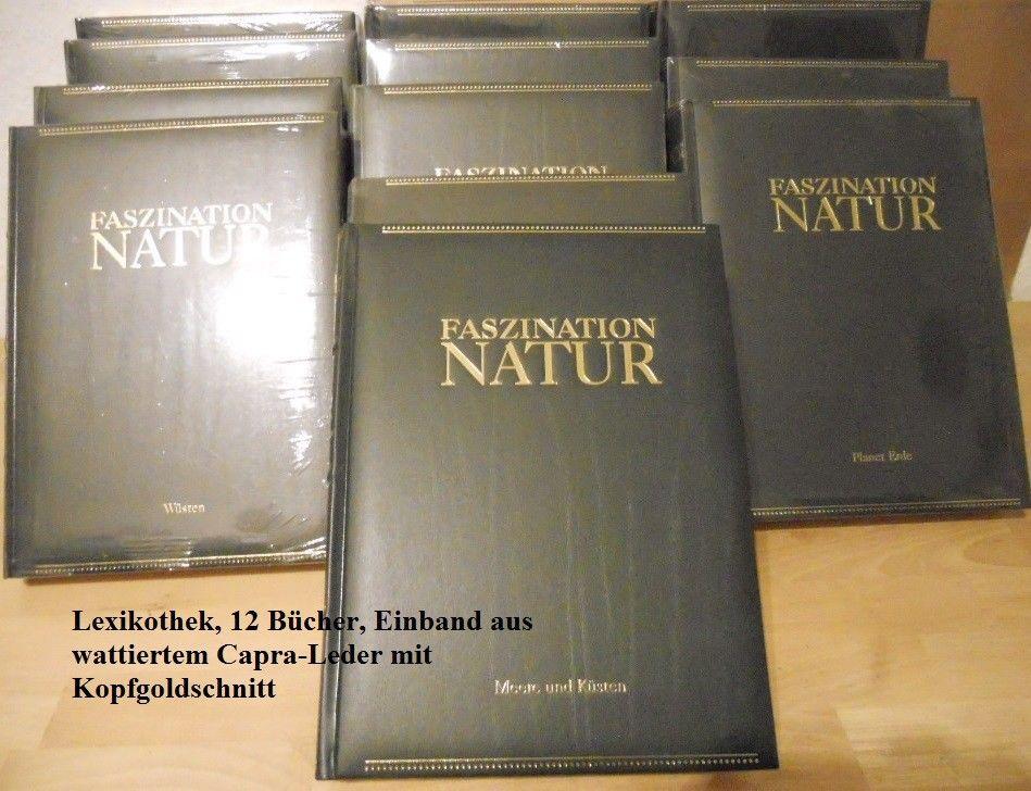 Faszination Natur, Lexikothek, tadelloser Zustand