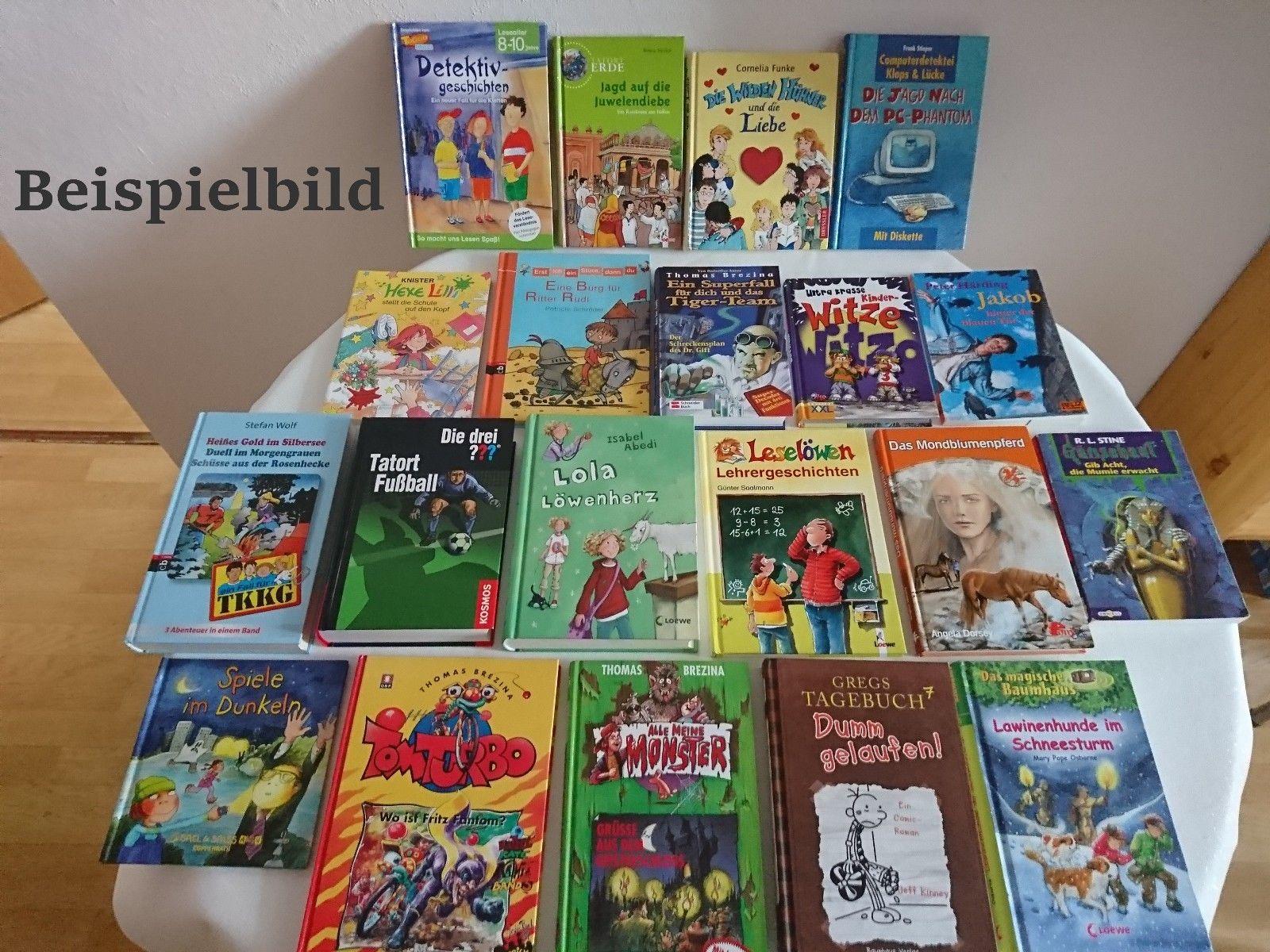 Kinderbücher 20 Stück Sammlung Mädchen Jungen   Gebraucht  