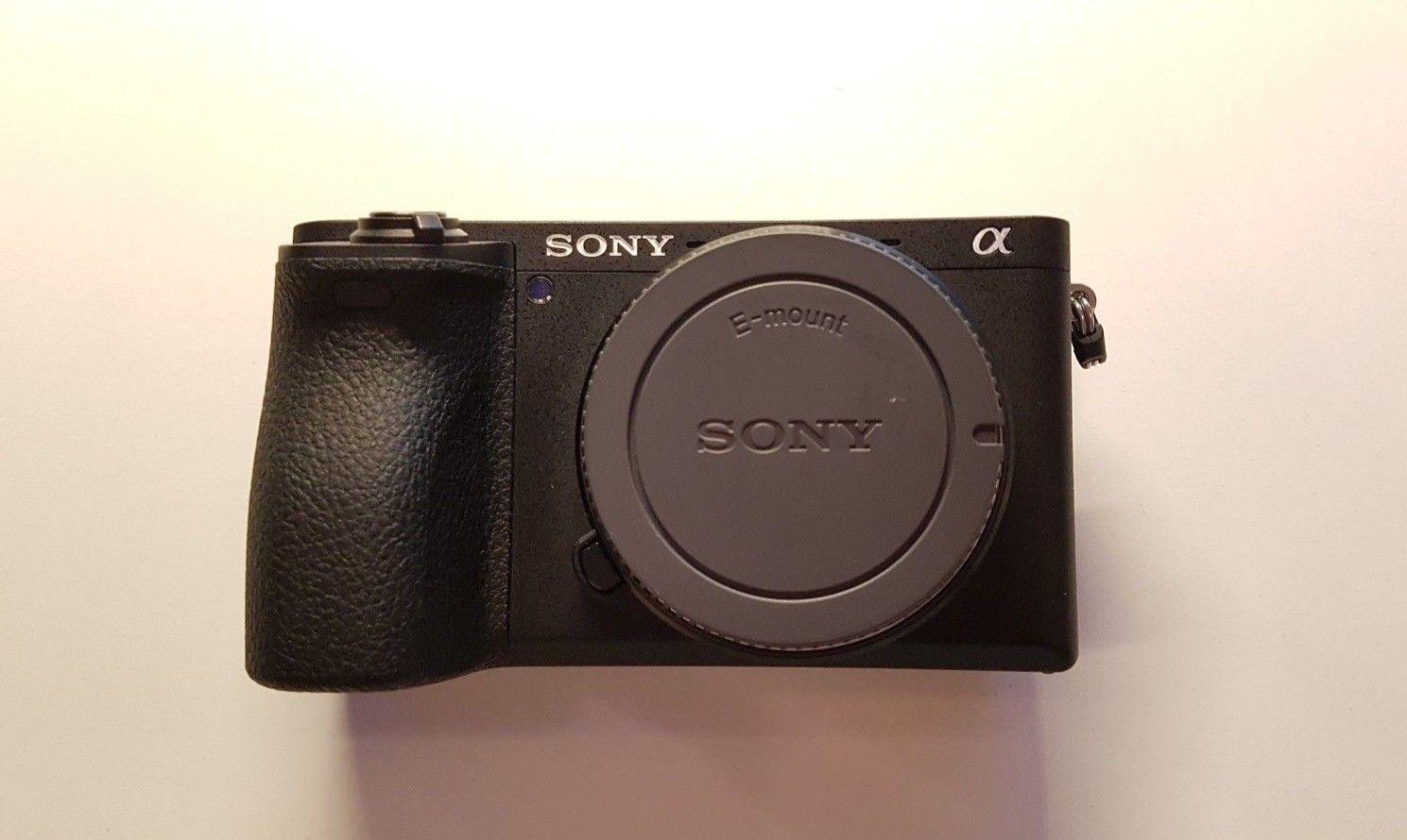 Sony Alpha ILCE-6500 24.2 MP Digitalkamera (A6500) (Nur Body) (TOP!!!)