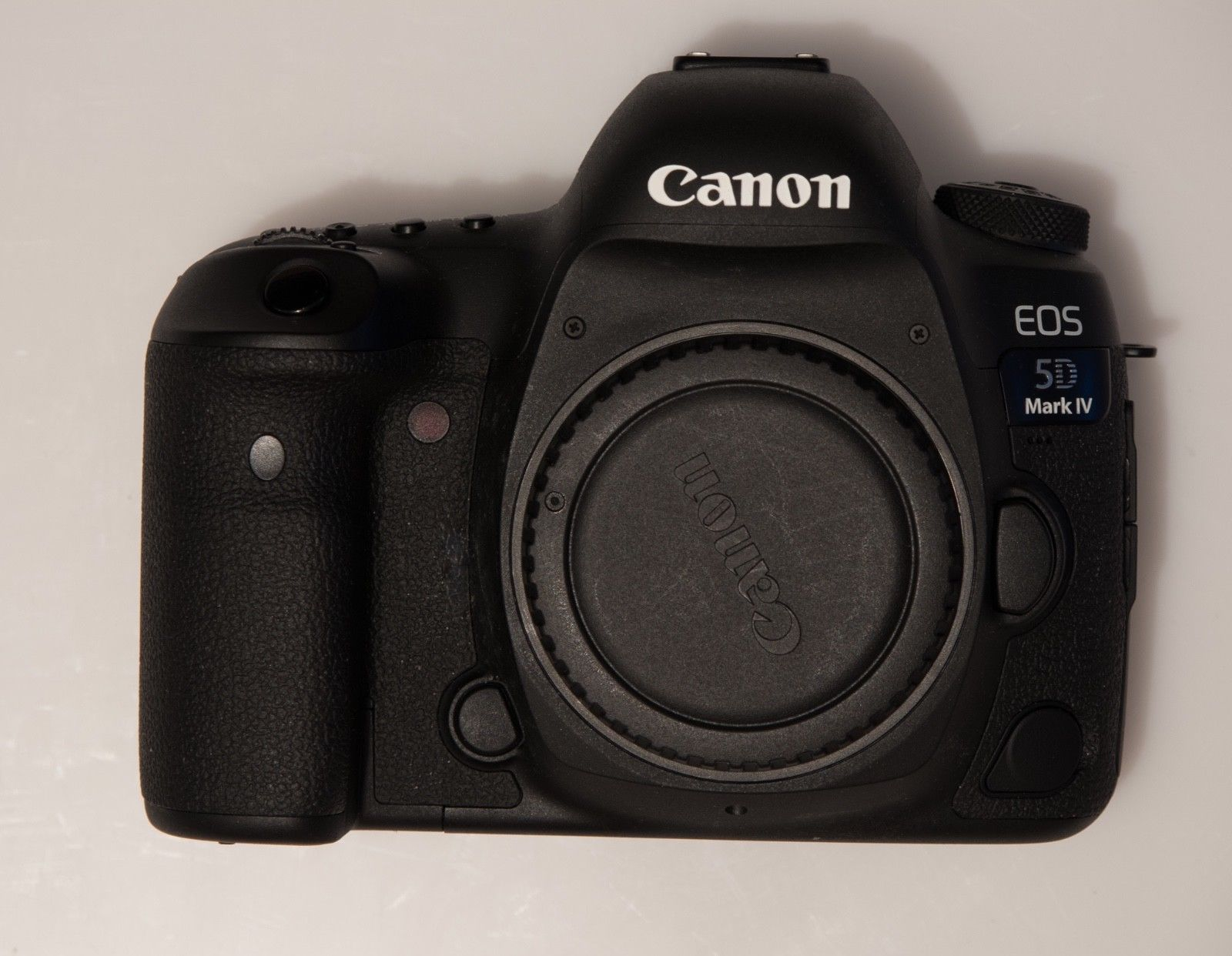 Canon EOS 5D Mark IV 30.4 MP Digital Camera - Schwarz (Nur Gehäuse)