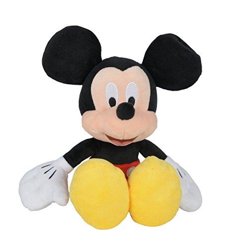 Simba 6315874842 - Disney Plüschfigur, Mickey, 25cm