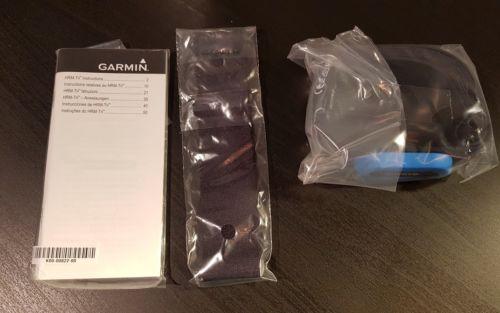 Garmin Brustgurt HRM-Tri - speziell für Triathlon Laufen Radfahren Schwimmen NEU