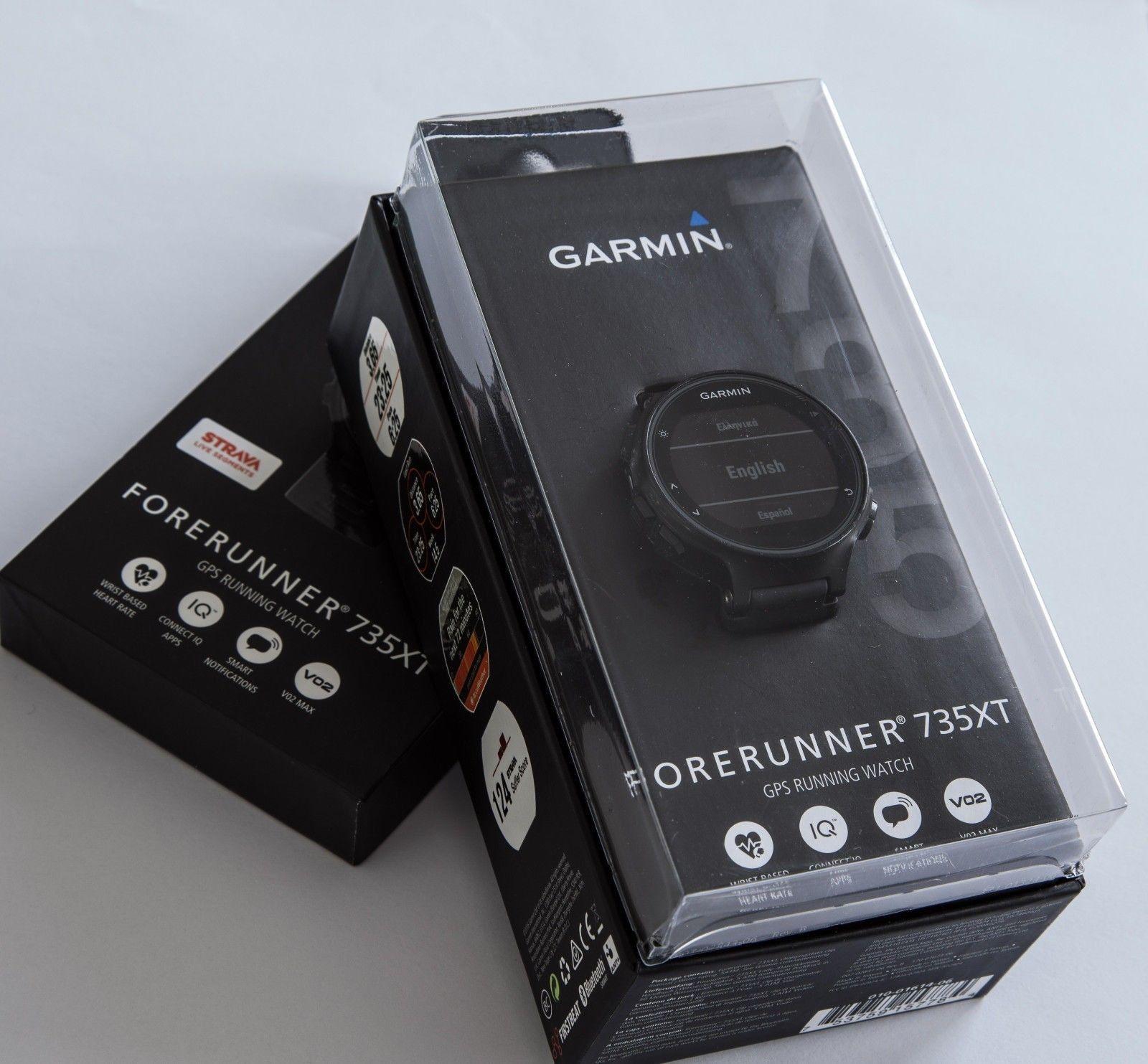 GPS Multisport Uhr Garmin Forerunner 735XT