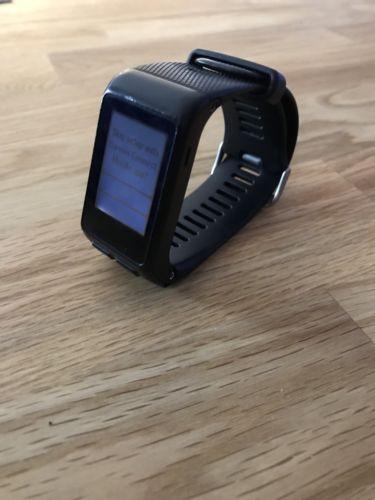 Garmin vivoactive hr schwarz Uhr Smartwatch inkl. Ladekabel 100% Funktionsfähig