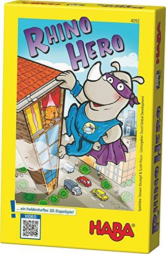 Haba 4092 - Rhino Hero
