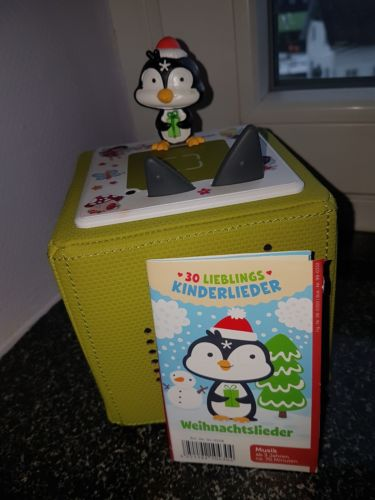 Tonie Pinguin, Tonies, Toniefiguren