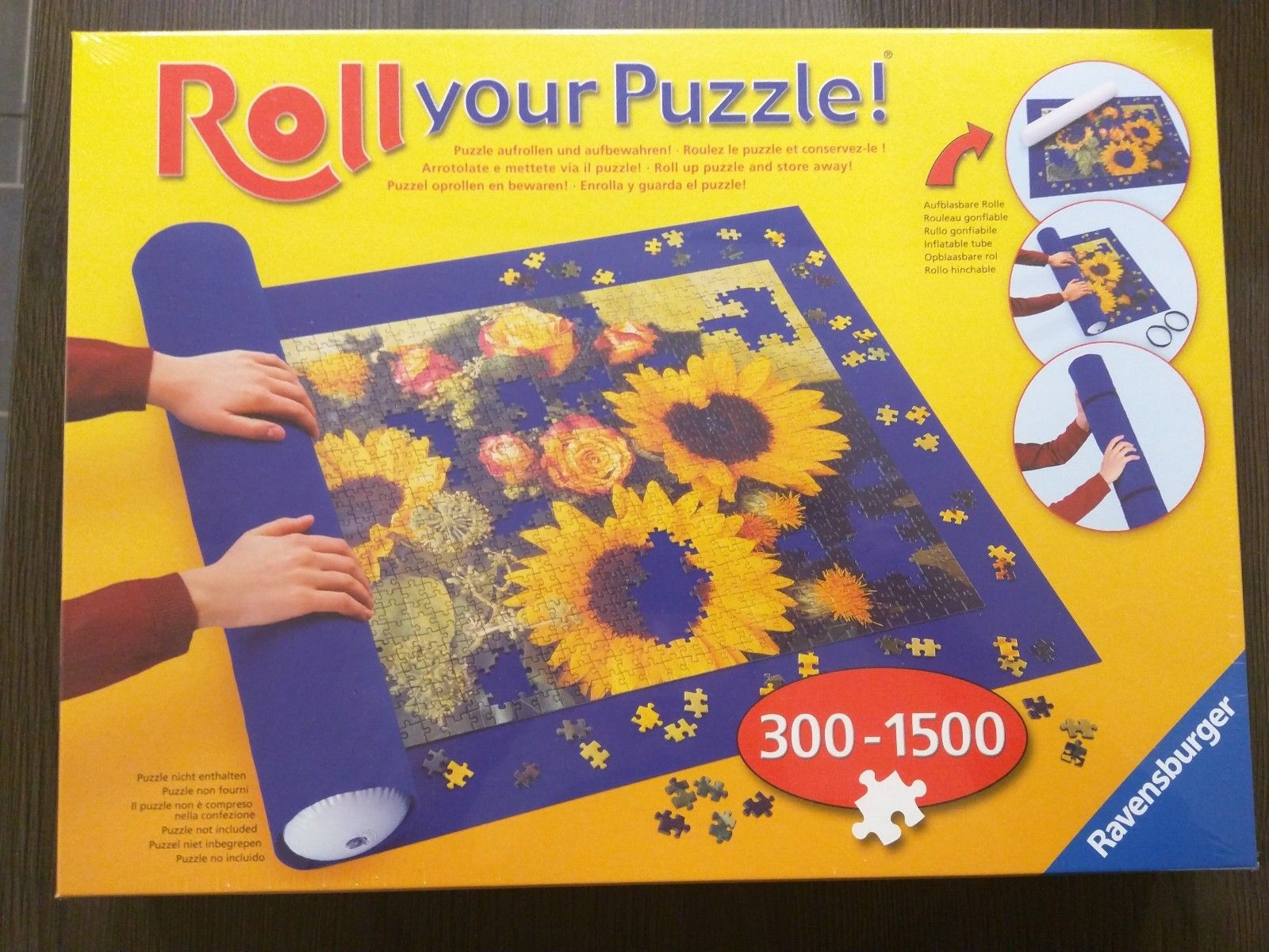 Roll your Puzzle! - Puzzleteppich/Puzzlematte (300 - 1500 Teile) Nr. 179596