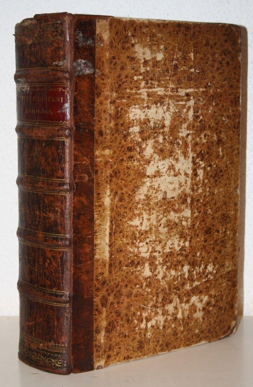 TABERNAEMONTANUS,NEW VOLLKOMMEN KRÄUTER-BUCH,2400 TEXTHOLZSCHNITTE,1687,RAR