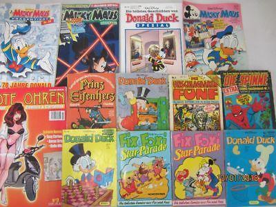 150 Bücher Hefte Comic Comics Micky Maus Hägar Asterix Clever & Smart u.a.