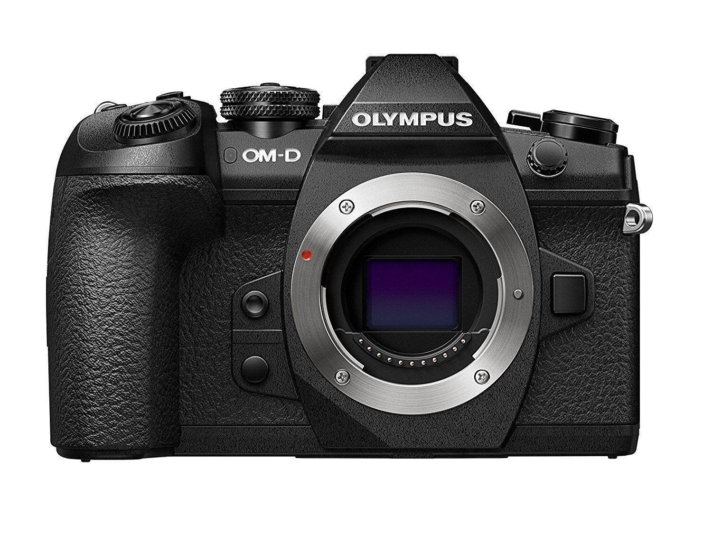 OLYMPUS OM-D E-M1 MARK II Systemkamera, 20.4 MP NEU & OVP