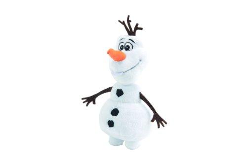 Simba Toys 6315873185 - Disney Frozen, Olaf Schneemann, 25 cm