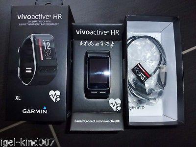 ?Garmin?vivoactive HR Herren XL?Fintnessmesser?Pulsmessung a.Handgelenk?TOP?