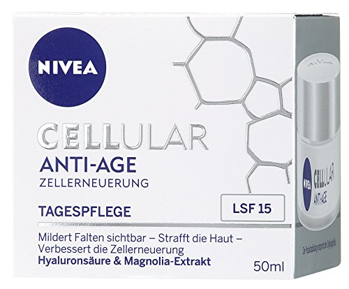 Nivea Cellular Anti-Age LSF 15 Tagespflege, 1er Pack (1 x 50ml)
