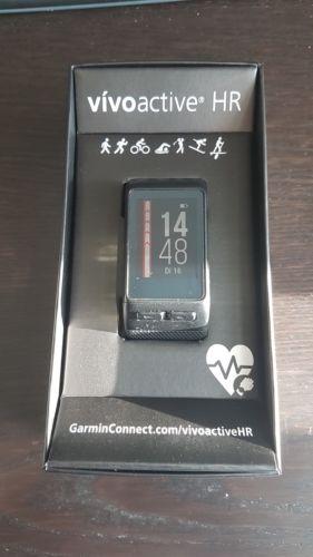 Garmin vivoactive HR GPS Smartwatch Regular