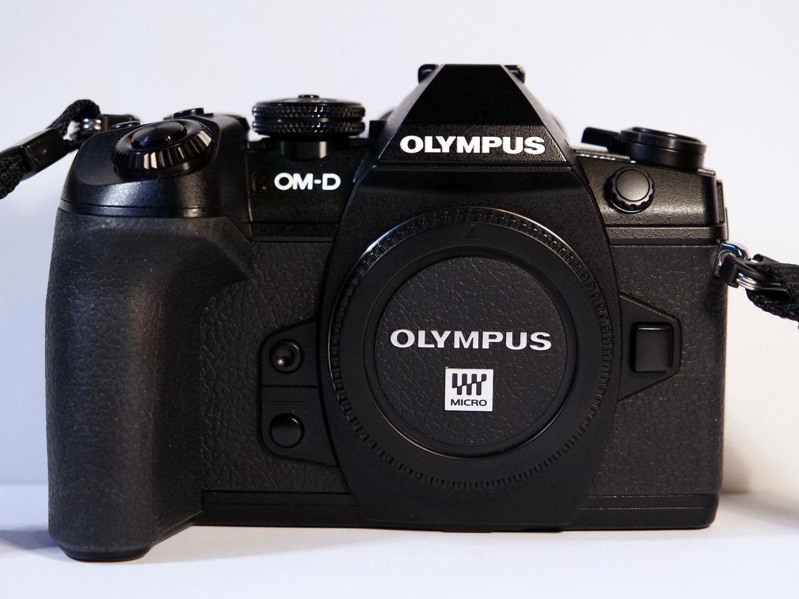 Olympus OM-D E-M1 Mark II Body - nur 1384 Auslösungen