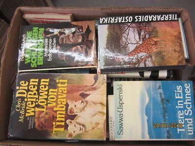 32  Bücher Sachbücher Tierdokumentationen Tierberichte Safari Safariberichte