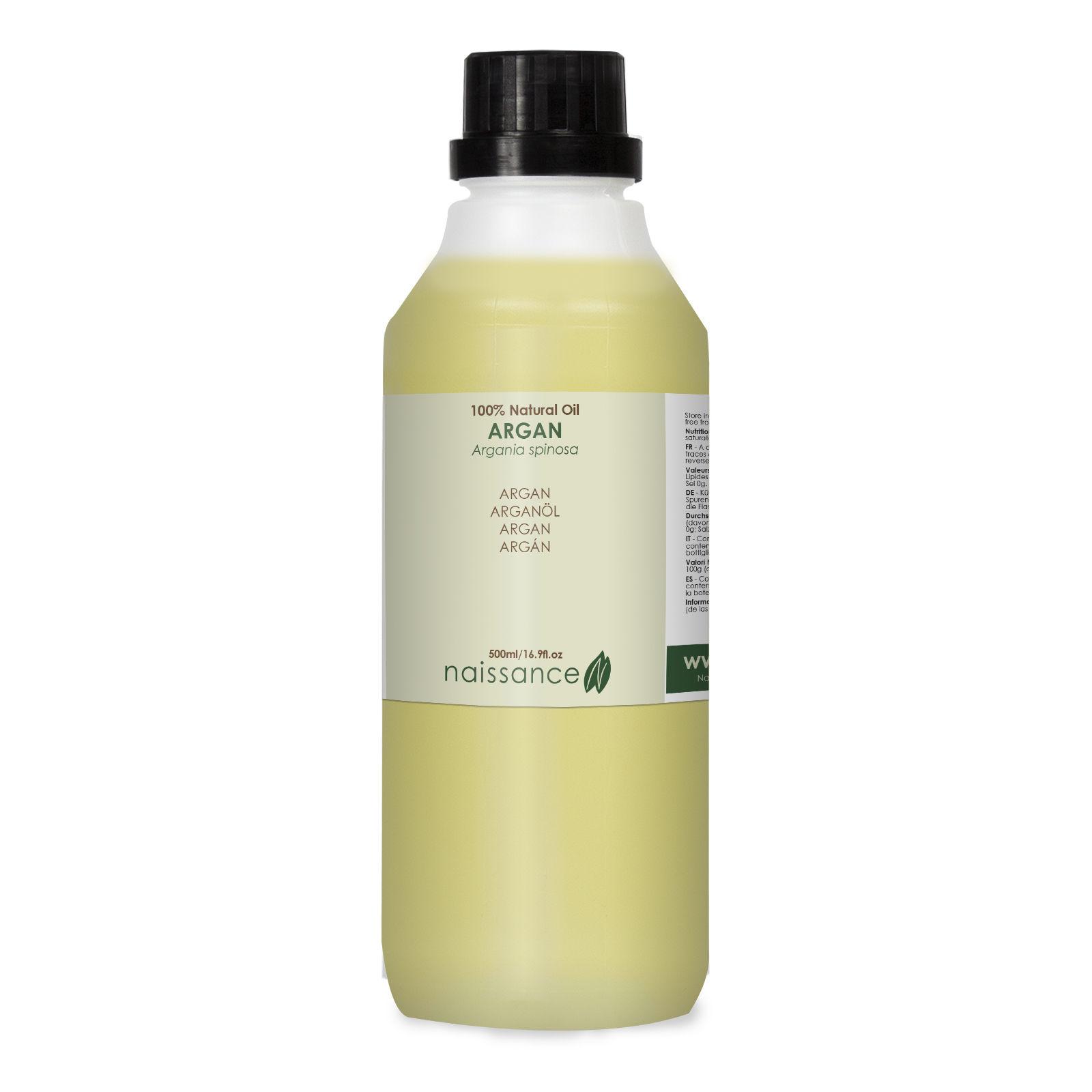 Naissance Arganöl - 500ml - 100% rein