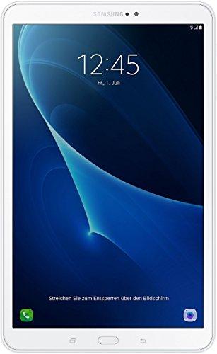 Samsung Galaxy Tab A SM-T585 25,54 cm (10,1 Zoll) Tablet-PC (1,6 GHz Octa-Core, 2GB RAM, 32GB eMMC, 3G/UMTS/LTE, Android 6.0) weiß